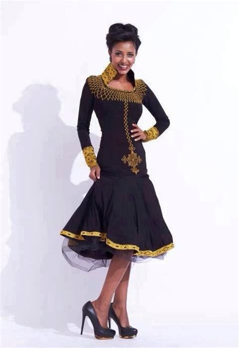 my ethiopian culture traditional clothing new trend ethiopian attire hersbyhellinah