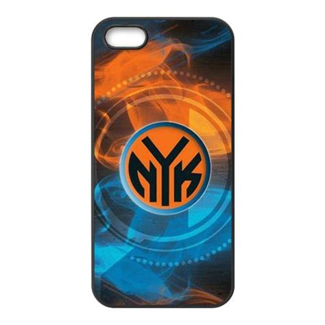 Nba Basket Logo Iphone 5 Custom custom nba basketball new york knicks team logo cool