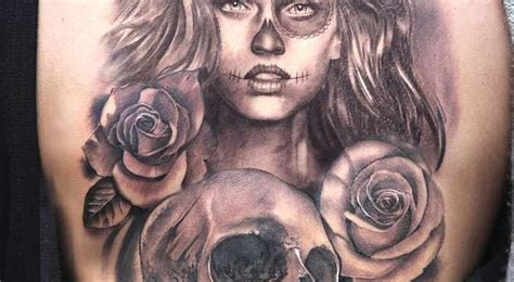 chicana girls tattoos