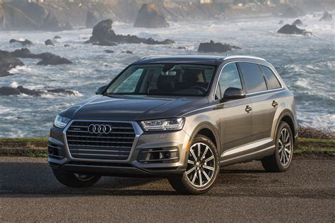 Review Of Audi Q7 by 2018 Audi Q7 Premium Plus Drive Review