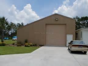 Motorhome Garages by Metal Rv Garage In Lillian Al Customer Testimonial