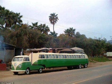 Mallard Travel Trailer Floor Plans Retrofit For A King The Coolest Customized Rvs On The
