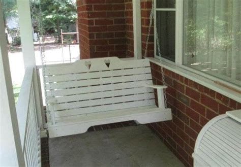 pallet bench swing enjoy with pallet porch swing in leisure time 101 pallets