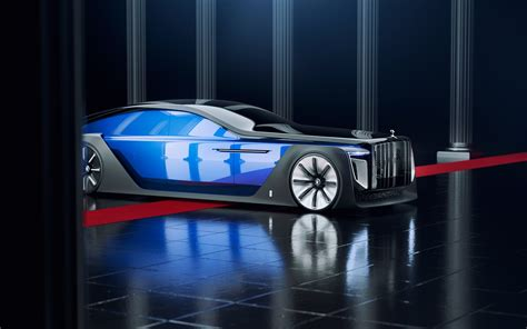 rolls royce concept 2017 rolls royce exterion concept is yet another towards