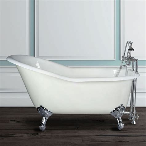 four foot bathtub 4 foot clawfoot tub bathtub designs