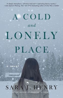 a cold and lonely place on sale for 1 99 j henry