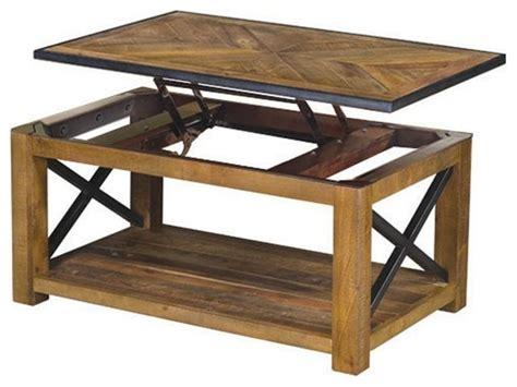 magnussen penderton rectangular lift top cocktail table