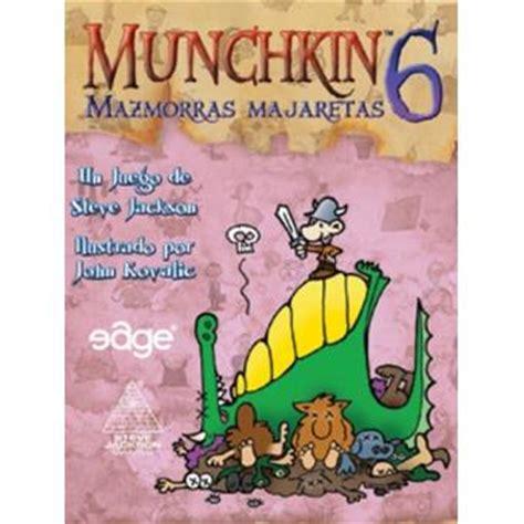 libro los cacharros majaretas munchkin 6 mazmorras majaretas steve jackson sinopsis y precio fnac