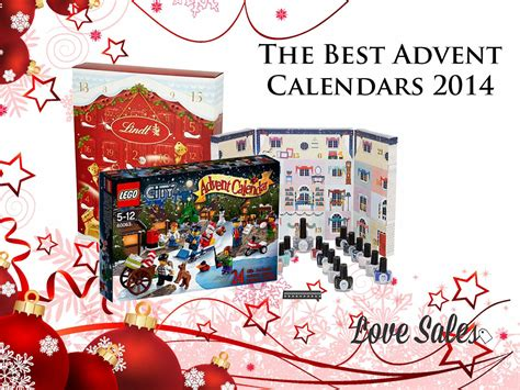 Best Advent Calendars 2014 The Best Advent Calendars 2014