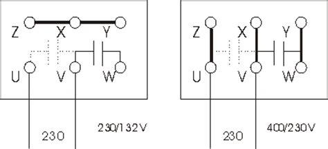 motore trifase alimentato monofase motori elettrici