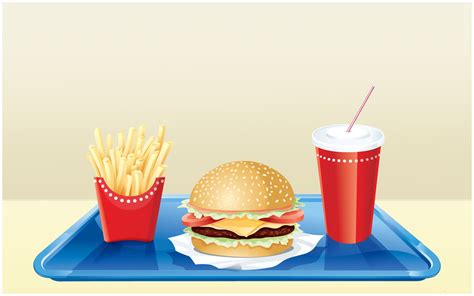 Fast Food Powerpoint Design Ppt Backgrounds Templates Fast Food Ppt Slides