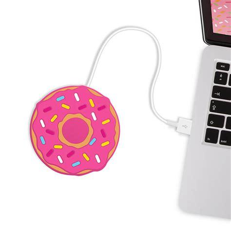 Usb Warmer Cushion Keeps Tush Toasty by Freshly Baked Usb Cup Warmer Donut Buy From Prezzybox