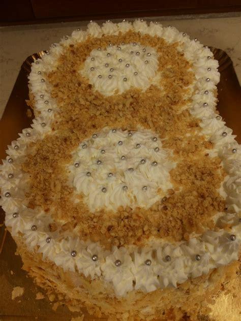come fare una torta a forma di fiore torta millefoglie torta 18 anni zucchero lievito e farina