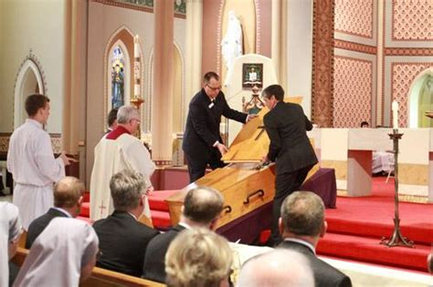 bishop emeritus andrew j mcdonald laid to rest arkansas