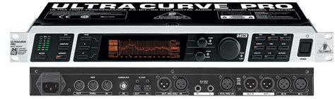 Behringer Equalizers Ultracurve Pro Deq2496 behringer deq2496 digital equalizer compressor all pro sound