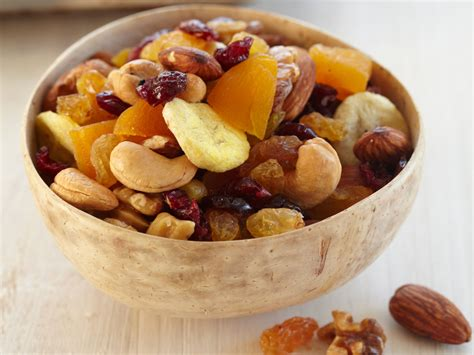 fruit and nut trail mix recipe jeremy sewall food amp wine