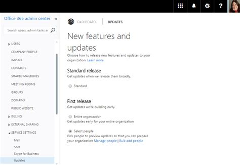 Office 365 Portal Features Office 365 Portal Release 28 Images The Upgrade To The