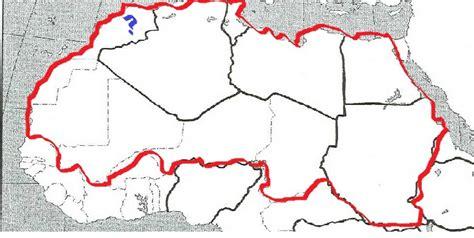 africa map blank quiz northern africa map quiz proprofs quiz