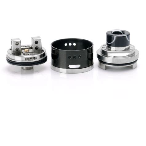 authentic hcigar maze rda 22mm black rebuildable