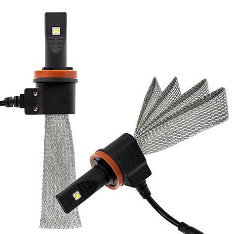 h11 le led headlight kit h11 led headlight bulbs conversion kit