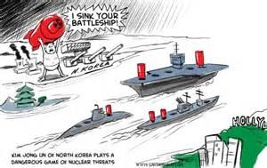 pics photos north korea threat