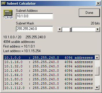 calculator subnet review solarwinds ipam 3 ip address manager