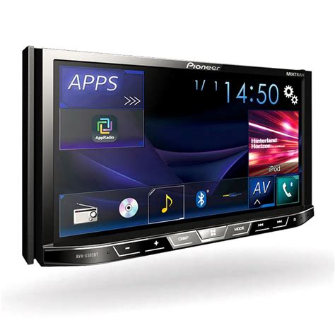 Pioneer Avh Z1050 Unit genuine pioneer avh x595bt 7 bluetooth din dvd cd car av receiver mixtrax malaysia
