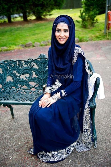 Hindie Blouse Hijao 55k 12 modest saree style designs for muslim for chic look