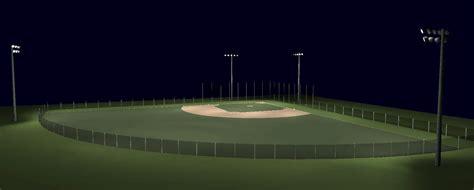 Field Lights by 200 Softball Field Lighting Kit