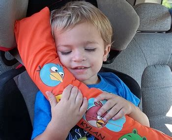 car seat pillow for toddlers my angry bird seatbelt pillows for pegsgottado