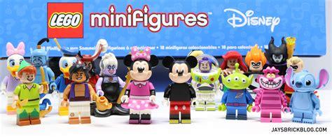 Lego Sapphire Minifigure review lego disney minifigures
