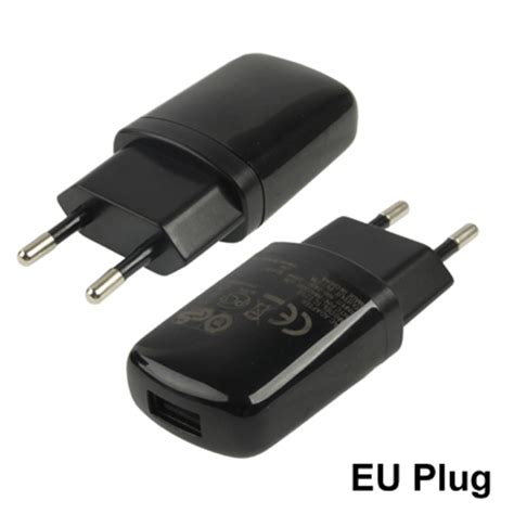 Kualitas Bagus Charger Htc 5v 1a Original 100 eu 5v usb charger adapter for smartphone 1a original version black jakartanotebook