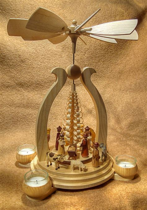 Decorative Windmills For Homes by German Christmas Pyramids Planet Germany