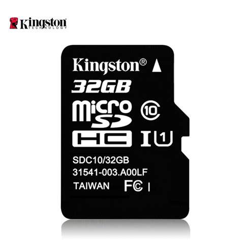 Micro Sd Kingston 32 Gb kingston micro sdhc sd 32gb class 10 uhs i coolbd