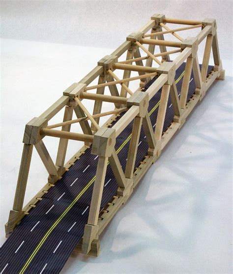 wooden bridge designs amazing strongest balsa wood bridge designs margusriga
