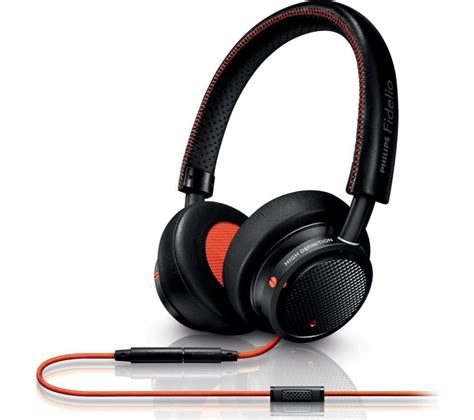 Headset Philips buy philips fidelio m1mkii headphones black orange
