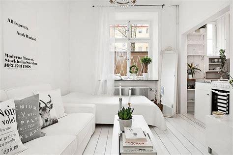 interiors scandinavian style studio apartment 20 sqm apartment in stockholm with scandinavian design
