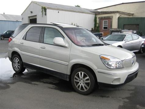 Buick Rendezvous Ratings Buick Rendezvous Ultra Photos And Comments Www Picautos