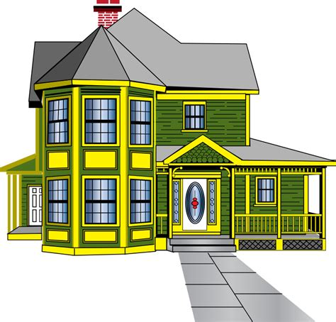 art for house free victorian house clip art