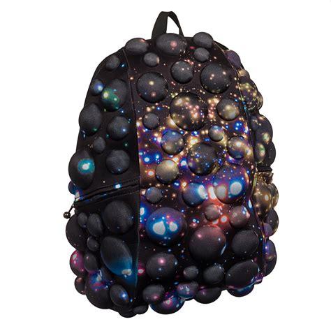 Packing Box Atau Buble Wrap Warp madpax student s warp speed galaxy astonomy backpack school book bag ebay