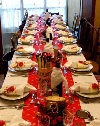 tavola vigilia di natale il natale all italiana roma cosa dovemangiare