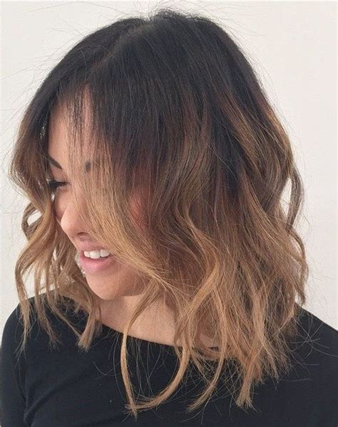 what blonde hair color is best for 40 year olds balayage kurze haare braun