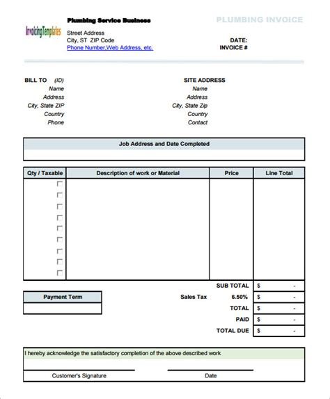 sle invoice mac 29 free invoice template for mac programs