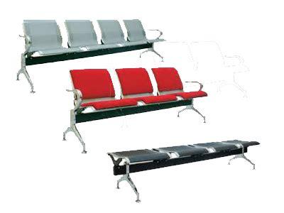 Kursi Tunggu Stainless Steel peralatan kantor harga kursi kantor