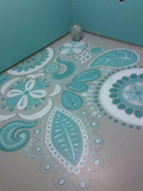 floor painting ideas the 25 best painted concrete floors ideas on pinterest