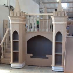 White Childrens Desks Luxury Girls Princess Castle Bed Made To Measure