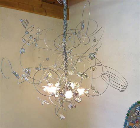 Chandelier Wiring Wire Chandelier Led Transparent Glas Marbles By Dutchlights