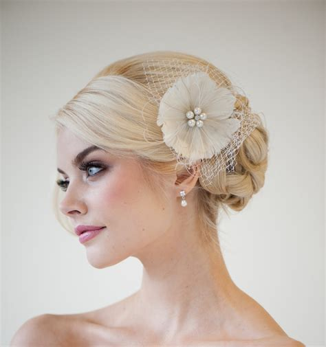 Wedding Hair With Fascinator wedding hair with fascinator wedding hair flowers