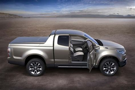 2011 chevrolet colorado concept truck review and