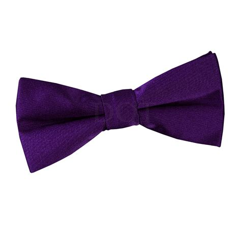 high quality childrens boys wedding bow tie purple ebay